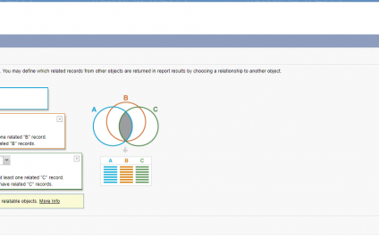 Creating Salesforce Custom Report Types